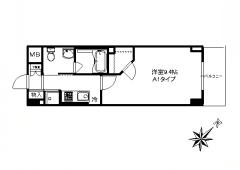 205号室(A1タイプ)