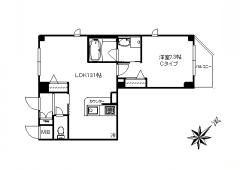 405号室(Cタイプ)