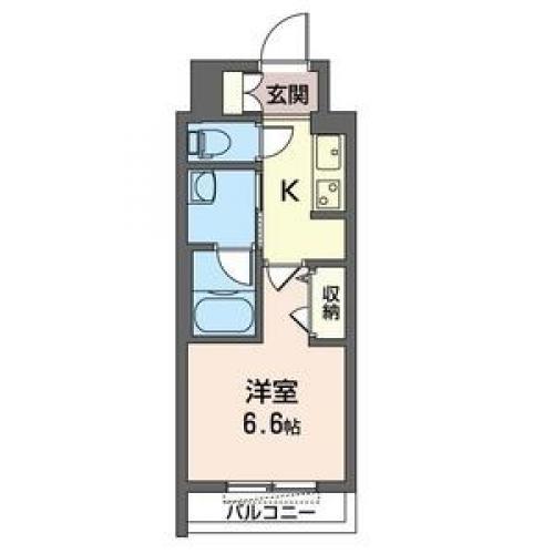 フォレナブルー千駄木 102