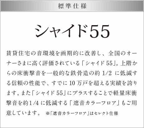 シャイド55